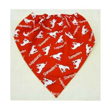 Picture of BANDANA CFL GEAR Calgary Stampeders logo