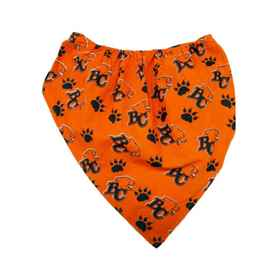 Picture of BANDANA CFL GEAR BC Lions logo - Large