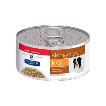 Picture of CANINE HILLS kd RENAL HEALTH CHICKEN & VEG STEW - 24 x 5.5oz(tu)