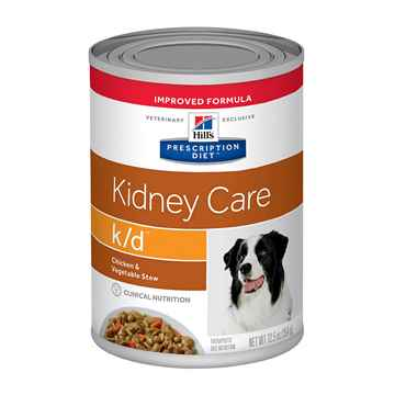 Picture of CANINE HILLS kd RENAL HEALTH CHICKEN & VEG STEW - 12 x 12.5oz
