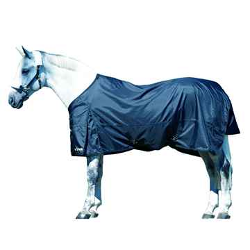 Picture of BACK ON TRACK HORSE ROYAL SUMMER RUG(INDOOR) 72in