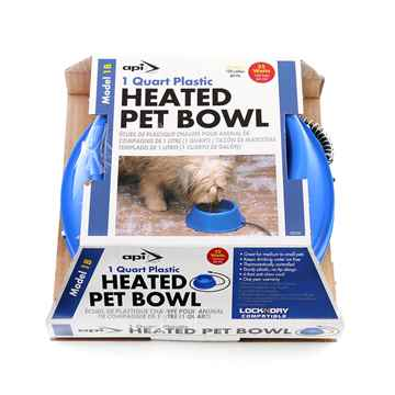 Picture of BOWL HEATED Plastic - 1 quart