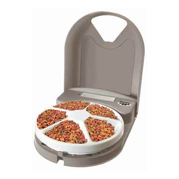 Picture of PET FEEDER PETSAFE ELECTRONIC 5 MEAL FEEDER