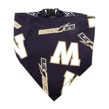 Picture of BANDANA CFL GEAR Winnipeg Blue Bombers - Small