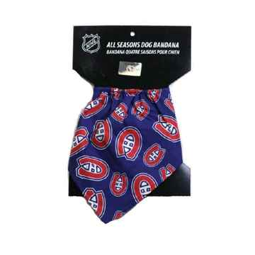 Picture of BANDANA NHL GEAR Montreal Canadians Logo