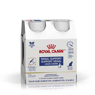 Picture of FELINE RC RENAL SUPPORT LIQUID - 4/pkg