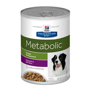 Picture of CANINE HILLS METABOLIC VEG & BEEF STEW - 12 x 12.5oz(tu)
