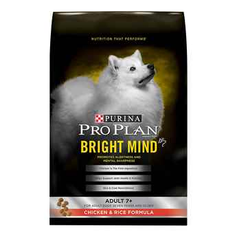 Picture of CANINE PRO PLAN ADULT BRIGHT MIND 7+ CHICKEN & RICE - 30lb