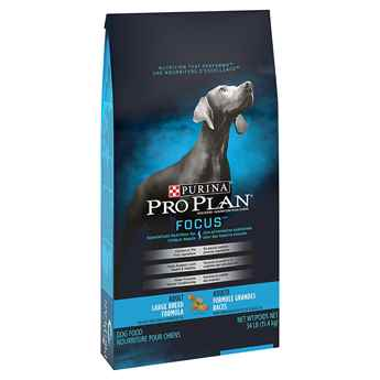 Picture of CANINE PRO PLAN FOCUS ADULT LARGE BREED - 15.4kg