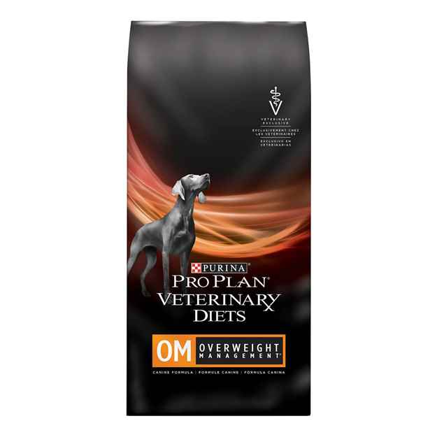 Picture of CANINE PVD OM (WEIGHT MANAGE) FORMULA - 14.5kg