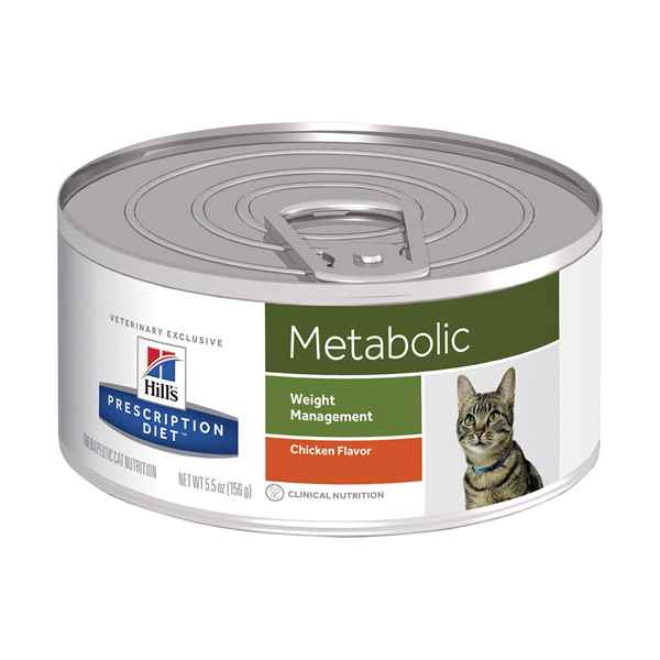 Picture of FELINE HILLS METABOLIC - 24 x 5.5oz cans(tu)