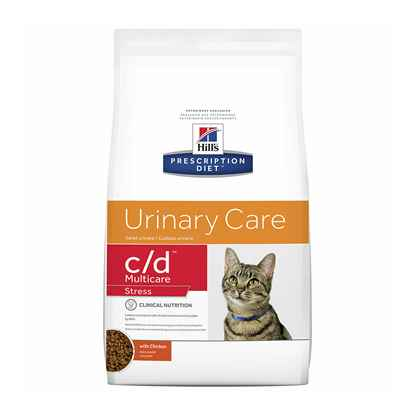 Picture of FELINE HILLS cd MULTICARE STRESS w/ CHICKEN - 8.5lb