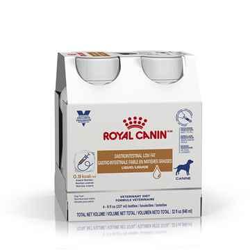 Picture of CANINE RC GASTROINTESTINAL LOW FAT LIQUID - 4/pkg(tu)