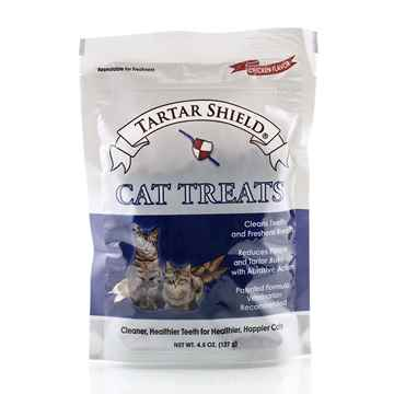 Picture of TARTAR SHIELD CAT TREATS 4.5oz