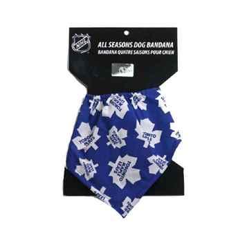 Picture of BANDANA NHL GEAR Toronto Maple Leafs Logo