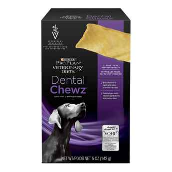 Picture of CANINE PVD DENTAL CHEWZ - 142gm