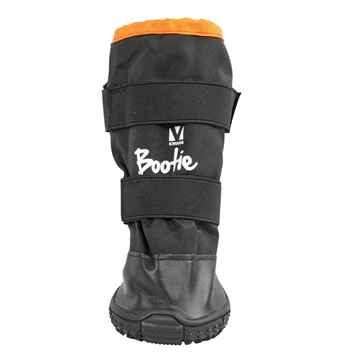 Picture of BUSTER PROTECTIVE BOOTIE Hard Sole ORANGE (161671) - Shortie