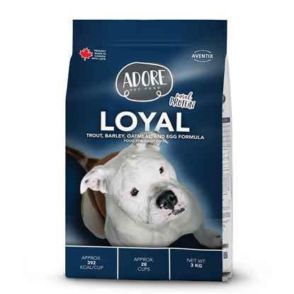 Picture of CANINE ADORE LOYAL NOVEL PROTEIN - 3kg