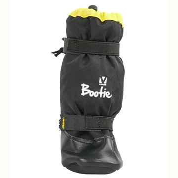 Picture of BUSTER PROTECTIVE BOOTIE Soft Sole YELLOW (161678) - X Small