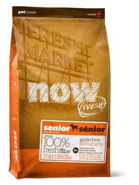 Picture of CANINE NOW FRESH SENIOR Grain Free Formula - 11.3kg(tp)