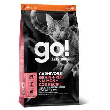 Picture of FELINE GO! CARNIVORE Salmon & Cod - 3.6kg