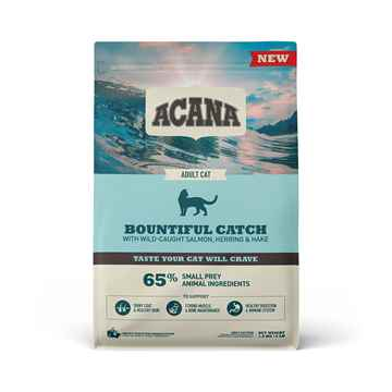 Picture of FELINE ACANA ADULT BOUNTIFUL CATCH - 1.8kg