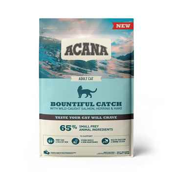 Picture of FELINE ACANA ADULT BOUNTIFUL CATCH - 4.5kg