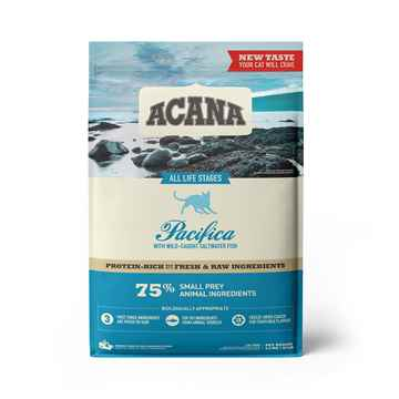 Picture of FELINE ACANA PACIFICA FISH DIET - 4.5kg