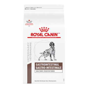 Picture of CANINE RC GI (GASTRO) HIGH FIBRE  - 15kg