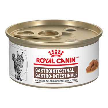 Picture of FELINE RC GI (GASTRO) MODERATE CALORIE - 24 x 85gm cans