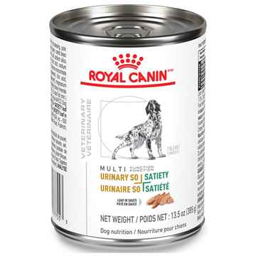 Picture of CANINE RC URINARY SO + SATIETY - 12 x 385gm