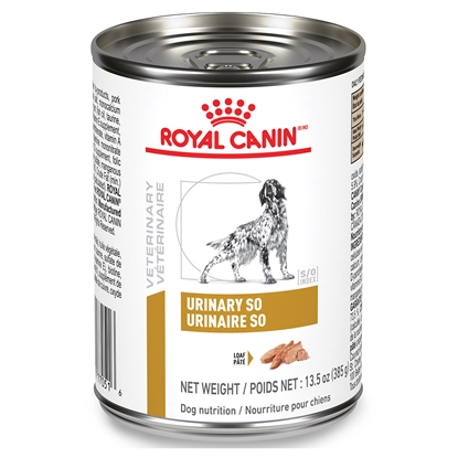 Picture of CANINE RC URINARY SO CANS - 12 x 385gm