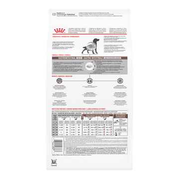 Picture of CANINE RC GI (GASTRO) LOW FAT - 8kg(tu)