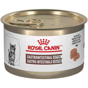 Picture of FELINE RC GASTROINTESTINAL KITTEN ULTRA SOFTMOUSSE - 24 x 145g