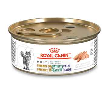 Picture of FELINE RC URINARY SO + SATIETY + CALM - 24 x 165gm