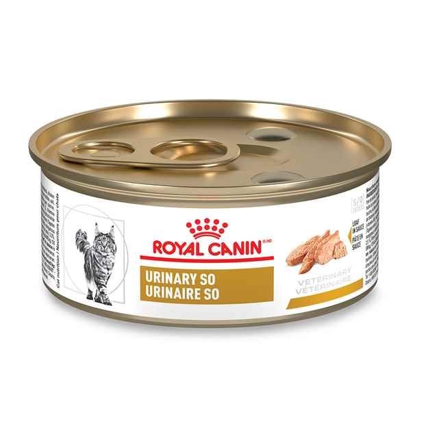 Picture of FELINE RC URINARY SO FORMULA LOAF - 24 x 165gm cans