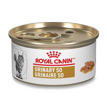 Picture of FELINE RC URINARY SO FORMULA - 24 x 85gm cans