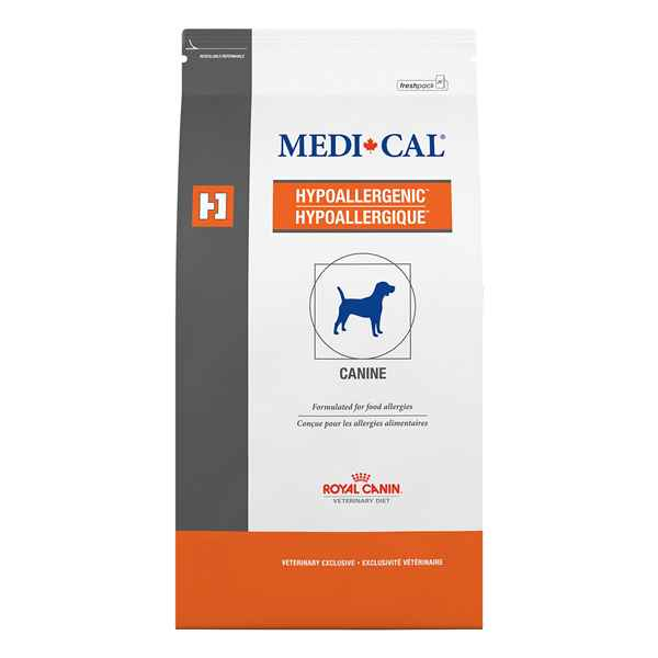 Picture of CANINE RC HYPOALLERGENIC FORMULA  - 4kg