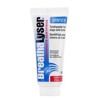 Picture of BREATHALYSER POULTRY TOOTHPASTE - 50ml