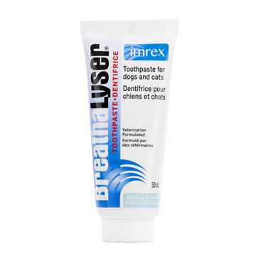 Picture of BREATHALYSER VANILLA MINT TOOTHPASTE - 50ml