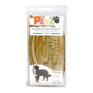 Picture of BOOTS PAWZ NATURAL RUBBER K/9 BOOTS Camo  - 12/pk