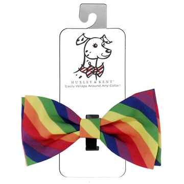 Picture of CANINE BOW TIE Pride