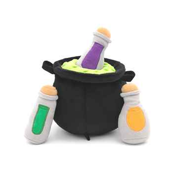 Picture of HALLOWEEN BURROW WITCHES BREW with 3 SQUEAKY POTIONS (nr)