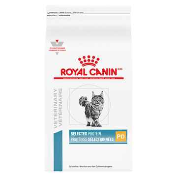Picture of FELINE RC HYPOALLERGENIC SELECTED PROTEIN PD - 4kg