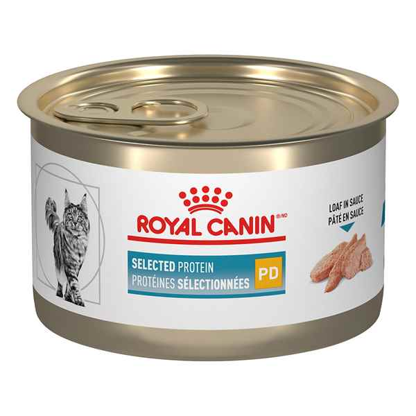 Picture of FELINE RC SELECTED PROTEIN PD LOAF - 24 x 145gm