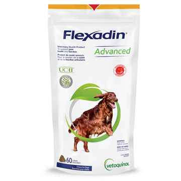 Picture of FLEXADIN ADVANCED CHEWABLES with BOSWELLIA - 60's