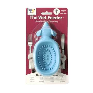 Picture of TOY CAT THE INDOOR WET FEEDER Doc & Phoebe