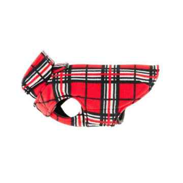 Picture of COAT RC WHISTLER WINTER WEAR - Red Tartan