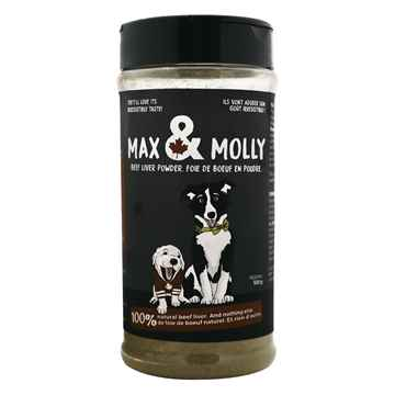 Picture of MAX & MOLLY BEEF LIVER POWDER - 100gm