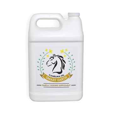 Picture of CAMELINA OIL OMEGA 3 EQUINE SUPPLEMENT - 3.78lt